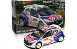 Peugeot 207 S2000 - Kris Meeke 1/24