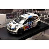 VW Polo WRC Ogier/Latvala/Mikkelsen    1/24