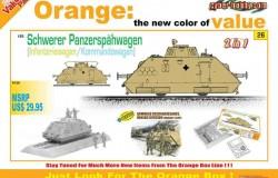 Panzerspähwagen, BONUS Armored Recon team 1/35