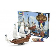 Gift-Set Royal Swedish Warship VASA 1/150