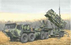 MIM-104B Patriot  Surface-to-Air Missile (SAM) System (PAC-1) 1/35