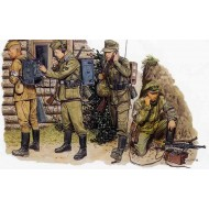 German SIGNAL TROOPS 1/35