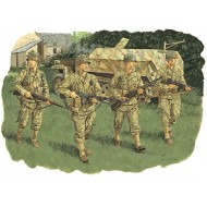 U.S. INFANTRY, 2nd ARMORED DIVISION (NORMANDY 1944) 1/35