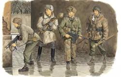 TOTENKOPF DIVISION (BUDAPEST 1945) - Prem. ed. 1/35