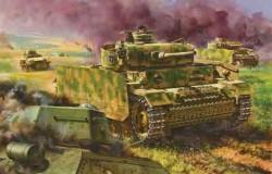 Pz.Kpfw.III Ausf.M w/Schurzen, Kursk 1943 1/35