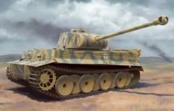 Tiger I Ausf. H2 1/35