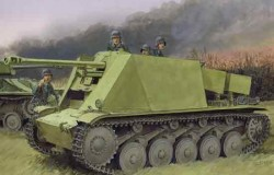 5cm PaK 38 L/60 auf Fgst.Pz.Kpfw.II (Sf) 1/35