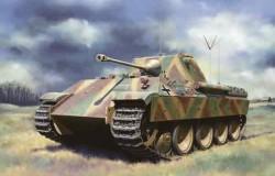 Pz.Beob.Wg.V Panther mit 5cm Kw.K.39/1 1/35