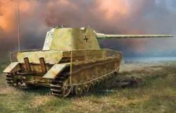 Pz.Kpfw.IV mit Panther F Turret  1/35