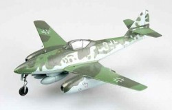 Me-262a, KG44 Galland 1945 READY BUILT 1/72