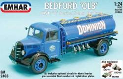Bedford O Series LWB Tanker 1/24