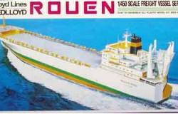 """""""Rouen"""" RoRo Ship 1/450"""