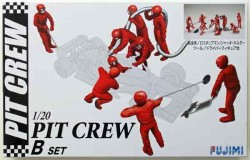 Pit Crew Set B 1/20
