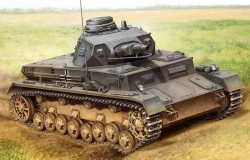 German Panzerkampfwagen IV Ausf B 1/35