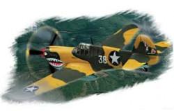 P-40E KITTY HAWK 1/72
