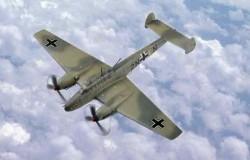 Messerschmitt BF110 Fighter 1/72