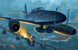 Me 262 B-1a/U1 1/48