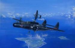 US P-61B Black Widow  1/48