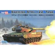 SWEDEN  STRV.122  LEOPARD TANK 1/35