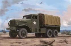 US White 666 Cargo(Hard Top) 1/35