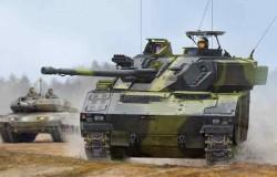 Swedish CV9035 IFV 1/35