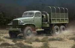 US GMC CCKW 352 Steel Cargo Truck 1/35