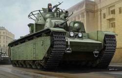 Soviet T-35 Heavy Tank - 1938/39 1/35