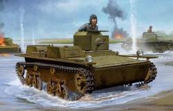Soviet T-38 Amphibious Light Tank 1/35