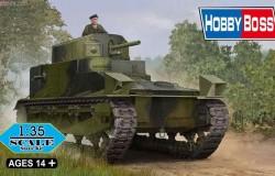 Vickers Medium Tank MK I 1/35