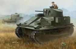 Vickers Medium Tank MK II 1/35