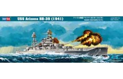 USS Arizona BB-39 (1941) 1/350