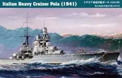 Italian Heavy Cruiser  Pola (1941) 1/350