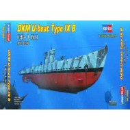 DKM U-BOOT TYPE IXB  1/700