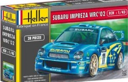 Subaru Imprezza 02  1/43
