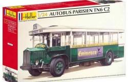 Autobus Parisoen TN6 C2 1/24