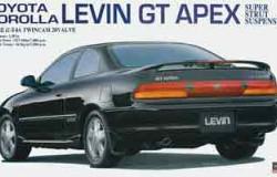 Toyota Corolla Levin GT 1/24