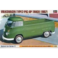 VOLKSWAGEN TYPE 2 PIC-UP TRUCK 1967 1/24