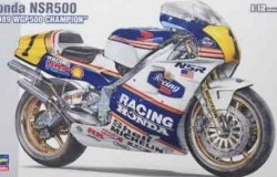 HONDA NSR500 1989 WGP500Champion 1/12