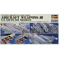 US AIRCRAFT WEAPONS III  1/72