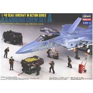 US GROUND CREW SET A  1/48