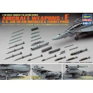 US AIRCRAFT WEAPONS E 1/48