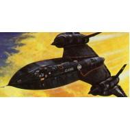 SR-71 BLACK BIRD 1/72