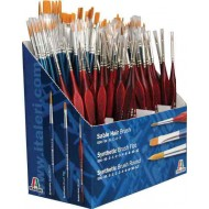 BRUSH DISPLAY ITALERI