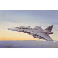 JAS-39 A GRIPEN  (decal SE) 1/48