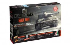 World of Tanks - Pz.Kpfw. VI Tiger 1/35