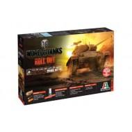 World of Tanks - M24 CHAFFEE 1/35