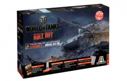 World of Tanks -  Leopard 1 1/35