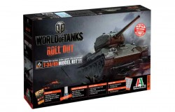 World of Tanks -  T34/85  1/35