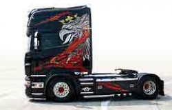 SCANIA R730 THE GRIFFIN 1/24