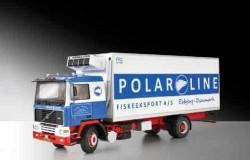 VOLVO F-16 Reefer Truck 1/24